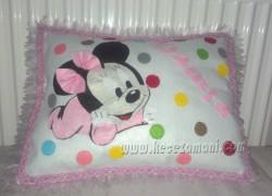 Mickey Mouse Bebek Yastığımız