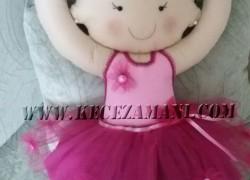 Keçe Bale Kız Bebek