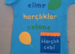 Bayram Tişörtü(keçe)