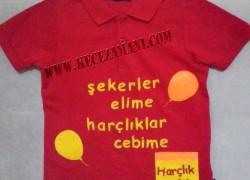 Keçe Taraftar Bayram Tişörtü