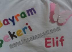 Keçe Bayram Tişörtü (Elif)