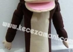 Keçe Kukla Maymun