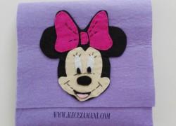 Ped Cüzdanı Minnie Mouse