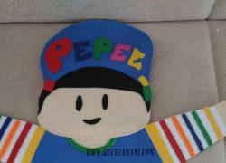 Pepe El Kuklası Keçe