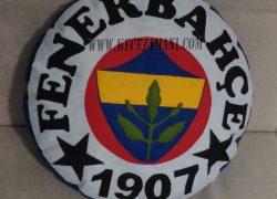 Keçe Fenerbahçe Yastık