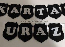 Beşiktaş Amblem İsimlik (Kartal Uraz)