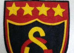 Keçe Galatasaray 4 Yıldız Anahtarlık