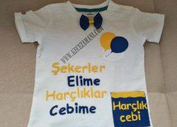 Keçe Fenerbahçe Taraftar Bayram Tişörtü