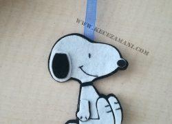 Kitap Ayracı Snoopy
