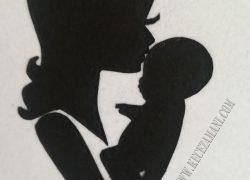 Keçe Anne Pano(Anneler Günü)