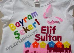 Keçe Bayram Tişörtü (Elif Sultan)