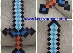 Minecraft Diamond Kılıç