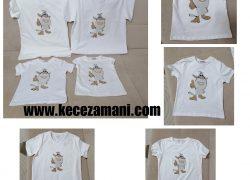 Aile Doğum Günü Tişörtleri(Booba)