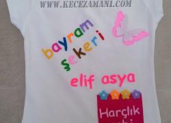 Keçe Bayram Tişörtü(elif asya)