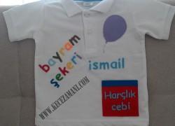 Keçe Bayram Tişörtü (İsmail)