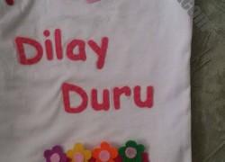 Keçe Bayram Tişörtü(Dilay Duru)