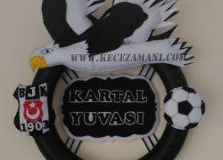 Beşiktaş Kabartmalı Kapı Süsü(Emir)