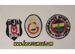 Beşiktaş, Galatasaray, Fenerbahçe Keçe Arma