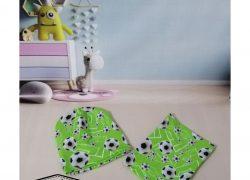 Penye Bere ve Boyunluk Takımı (Futbol Topu)