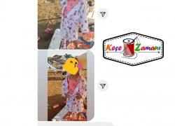 Sizden gelenler…(Müslin Bornoz)