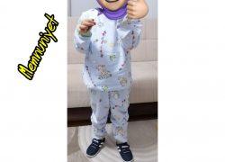 Mutlu Müşteriler (Pazen Kuzucuk Pijama Takımı)